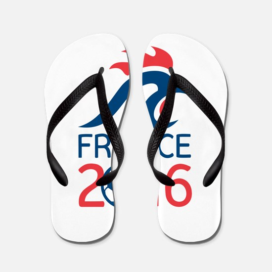 France 2016 Europe Football Championships Flip Flo