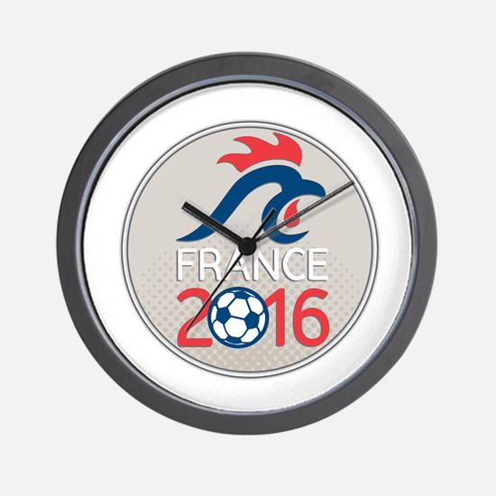 France 2016 Football Europe Championships Circle W