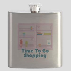 Go Shopping Flask