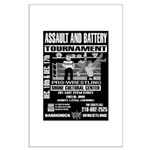 Assault and Battery Poster 17x22