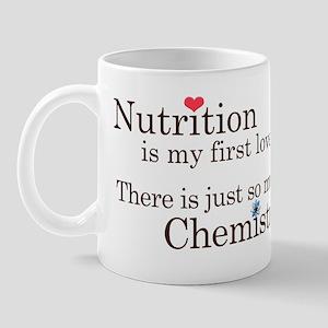 Nutrition Chemistry Mug