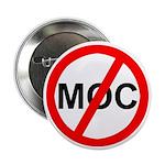 "Anti-Moc 2.25"" Button (100 Pack)"