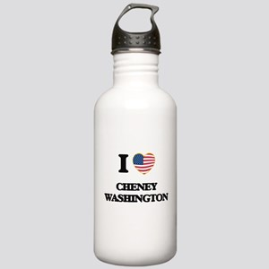 I love Cheney Washingt Stainless Water Bottle 1.0L