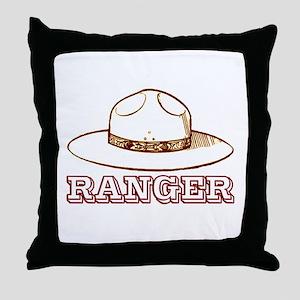 Ranger Throw Pillow