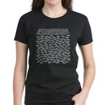 Jesus Fish Women's Dark T-Shirt