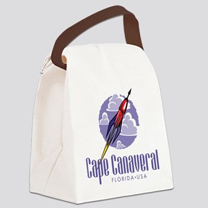 Cape Canaveral Canvas Lunch Bag