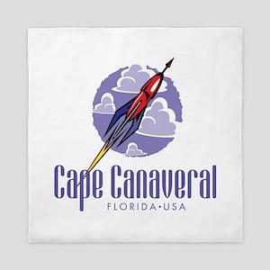 Cape Canaveral Queen Duvet