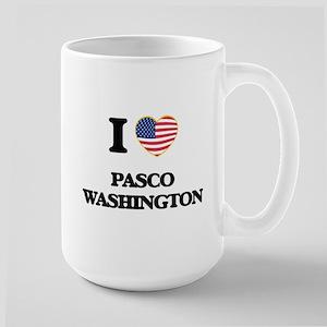 I love Pasco Washington Mugs