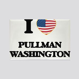 I love Pullman Washington Magnets