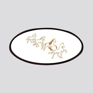 Gaited Horses Outline Patch