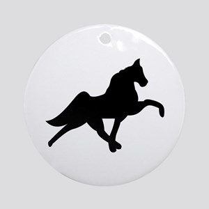 Tennessee Walker Ornament (Round)
