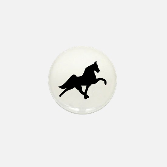 Tennessee Walker Mini Button