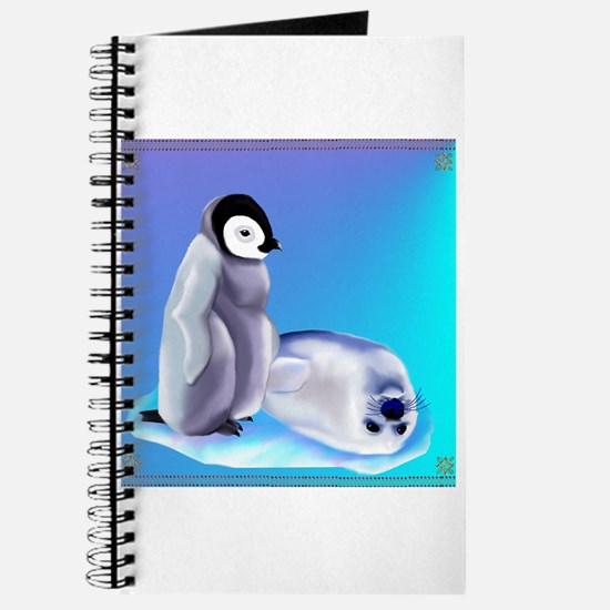 Penquin and Harp Seal Journal