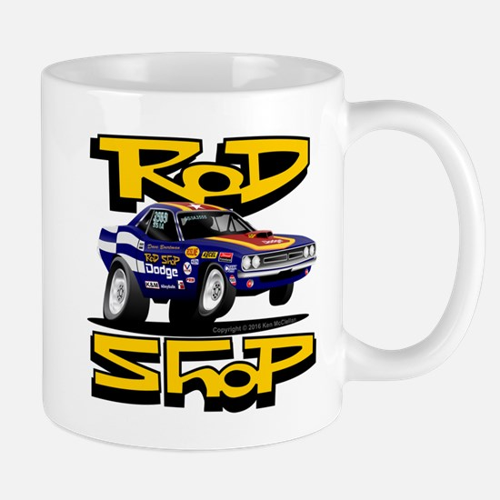 Rod Shop Mugs