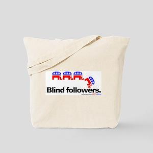 """""""GOP is Blind"""" Tote Bag"""