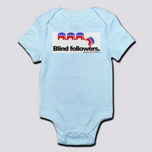 """GOP is Blind"" Infant Creeper"