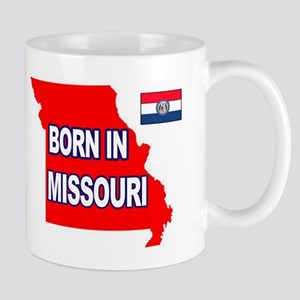 MISSOURI BORN Mugs