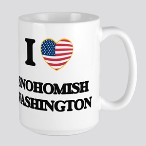I love Snohomish Washington Mugs