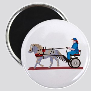 Horse and Cart Magnets
