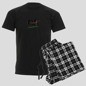 Black Angus Steer Pajamas