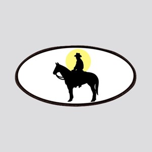 Rider Silhouette #2 Patch
