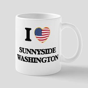 I love Sunnyside Washington Mugs