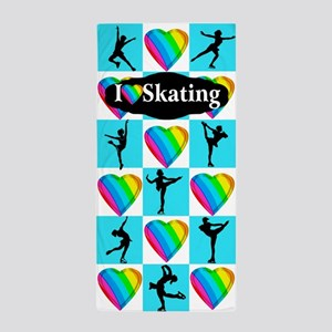 Greatest Skater Beach Towel