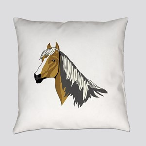 Palomino Head Everyday Pillow