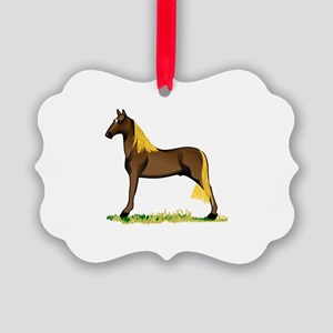 Tennessee Walking Horse Ornament