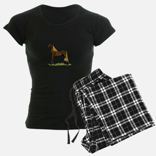 Tennessee Walking Horse Pajamas