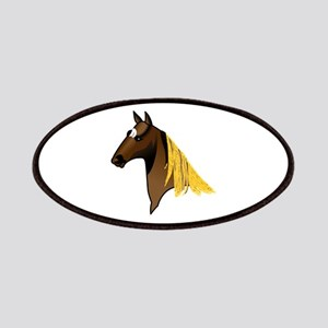 Tennessee Walking Horse Head Patch