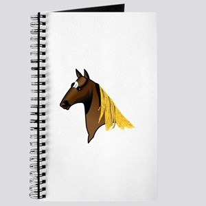 Tennessee Walking Horse Head Journal