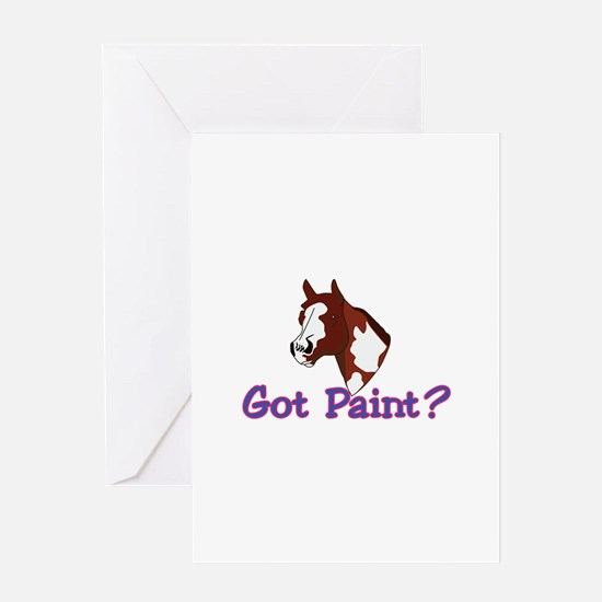 Got Paint? Greeting Cards