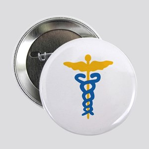 "Medical Symbol 2.25"" Button (10 pack)"