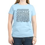 Jesus Fish Women's Light T-Shirt