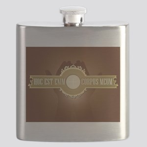Corpus Meum Flask