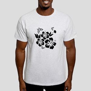 Hibiscus Wonder- Light T-Shirt