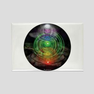 Meditation Rectangle Magnet