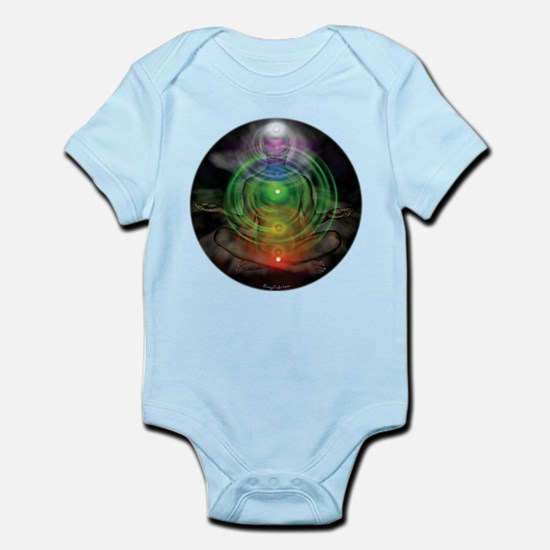 Meditation Infant Bodysuit