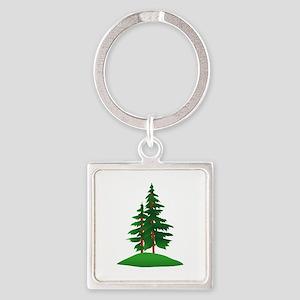 Evergreens Keychains