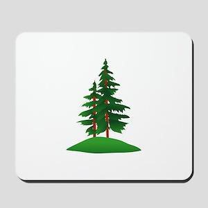 Evergreens Mousepad