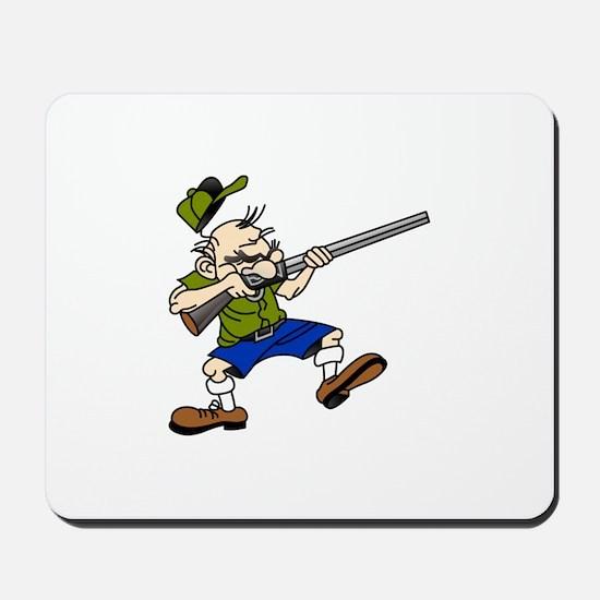 Shooter Mousepad