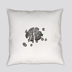 Clay Pigeon Everyday Pillow