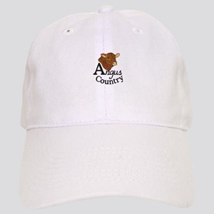Angus Country Baseball Cap