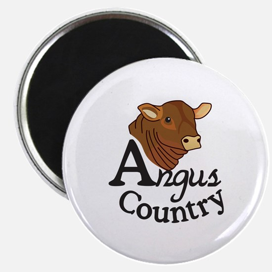 Angus Country Magnets
