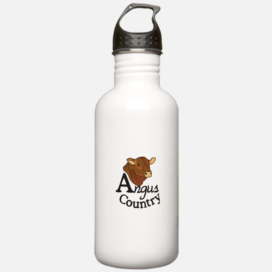 Angus Country Water Bottle