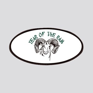 Year of the Ram Patch