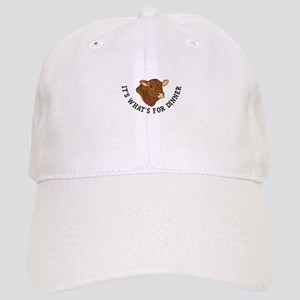 Its Whats For Dinner Baseball Cap