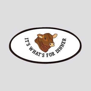 Its Whats For Dinner Patch