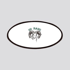Go Rams Patch
